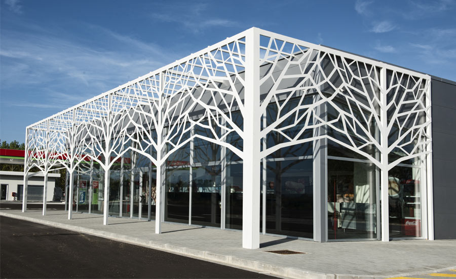 White Trees station Pontedera